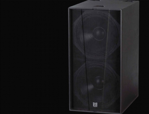 Martin Audio Blackline S218 High Power Sub Bass System