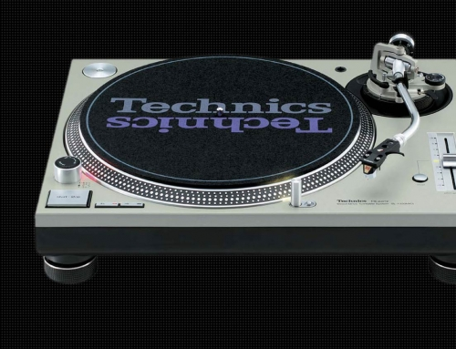 Technics SL1200 MkII Turntable
