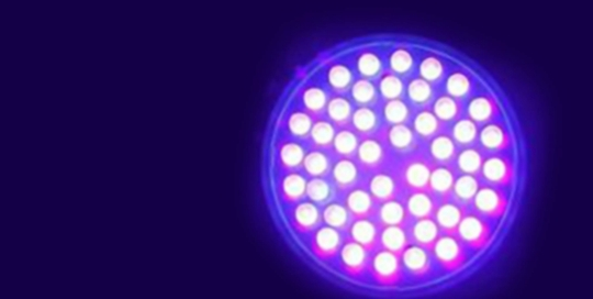 UV Lighting hire