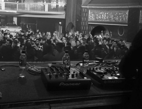 DJ FRESH in action last week at the assembly leamington spa on our Pioneer DJM 900 Nexus Mixer