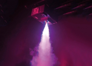 For Fury smoke machine for hire