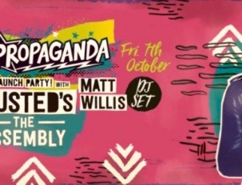supplying Busted's Matt Willis with his dj equipment for this friday at The Assembly, Leamington Spa