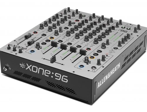 Allen & Heath Xone 96 Mixer