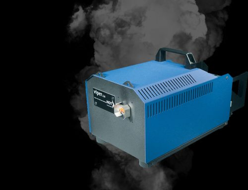 LOOK Viper 2.6 Fog Machine